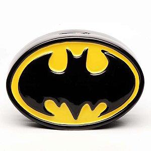 Cofre de Cerâmica Bat Sinal - Batman, DC Comics