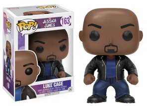 POP! Funko Jessica Jones - Luke Cage #163