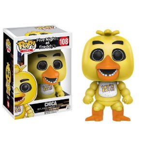Pop! Funko Games: Five Nights at Freddy's - Chica #108