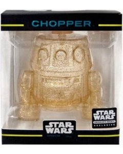 Funko Hikari Minis Star Wars  Exclusivo - Chopper