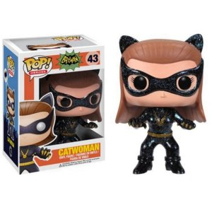 POP! Funko Heroes Batman Classic- Catwoman (Mulher Gato) #43