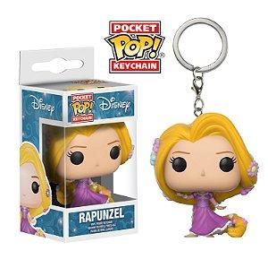 Chaveiro Pocket POP! Funko  Rapunzel - Disney
