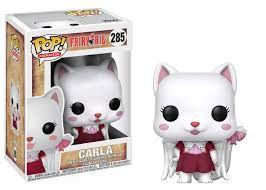 POP! Funko Fairy Tail - Carla #285
