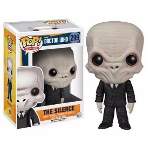 POP! Funko Doctor Who - The Silence #299