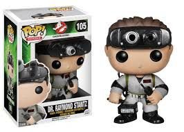 POP! Funko GhostBusters - Dr. Raymond Stantz #105
