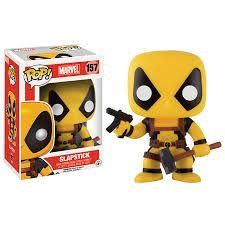 POP! Funko Deadpool Slapstick #157