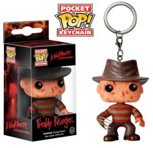 Chaveiro Pocket POP! Funko Freddy Krueger