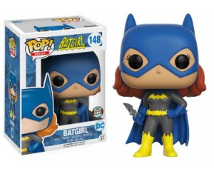 POP! Funko Heroes - BatGirl Specialty Series #148