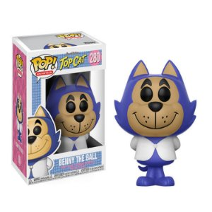 POP! Funko Animation Top Cat - Benny The Ball / Batatinha #280