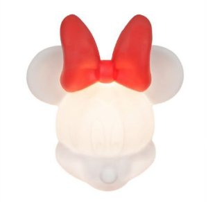 Luminaria Bivolt Minnie 3D - Disney