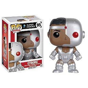 POP! Heroes: Classic Cyborg DC # 95