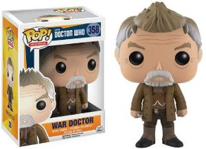 POP! Funko Telkevision: War Doctor - Doctor Who # 358