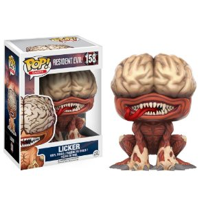POP! Funko Games: Licker - Residente Evil # 158