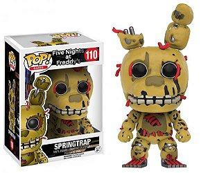 POP! Funko Games: Springtrap - Five Nights at Freddy's # 110