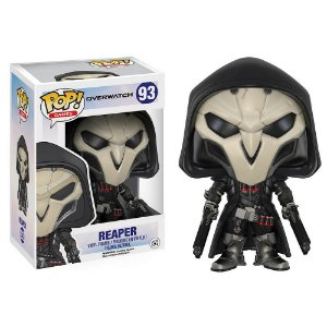 POP! Funko Games: Reaper - Overwatch # 93