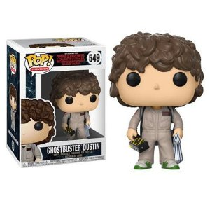POP! Funko Television: Ghostbuster Dustin - Stranger Things # 549