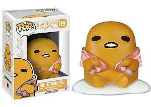 POP! Funko Sanrio: Gudetama c/ Bacon - Gudetama the lazy egg # 09