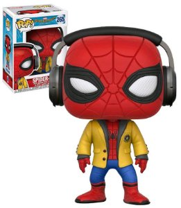 POP! Funko Marvel: Spider-Man / Homem Aranha - Homecoming # 265