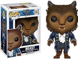 POP! Funko Disney: Beast / Fera - Beauty and the Beast / A Bela e a Fera # 243