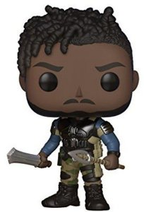 POP! Funko Marvel: Erik Killmonger / Pantera Negra # 278