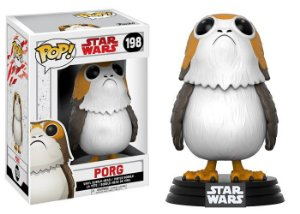 POP! Funko Star Wars: Porg - O Ultimo Jedi # 198 /Star Wars