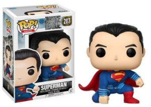 POP! Funko Heroes: Superman - Justice League / Liga da Justiça # 207