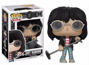 POP! Funko Rocks: Joey Ramone - Ramones # 55