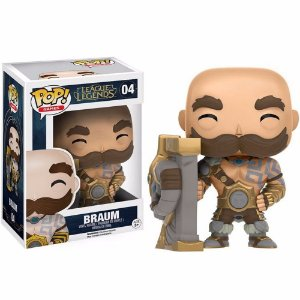 POP! Funko League of Legends - LOL - Braum # 04