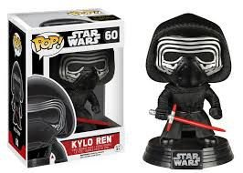 POP! Funko Star Wars - Kylo Ren # 60