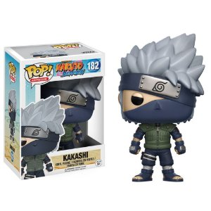 POP! Funko Animation: Naruto - Kakashi # 182