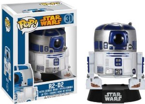 POP! Funko: Star Wars R2-D2 # 31
