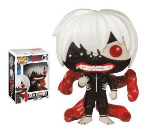 POP! Funko Animation: Tokio Ghoul - Ken Kaneki # 61