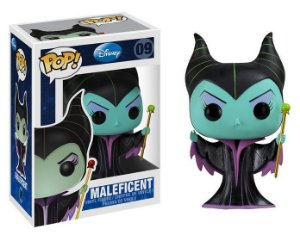 POP! Funko: Disney - Maleficent / Malévola # 09