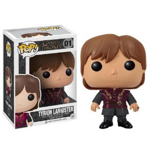POP! Funko: Game of Thrones - Tyrion Lannister # 01