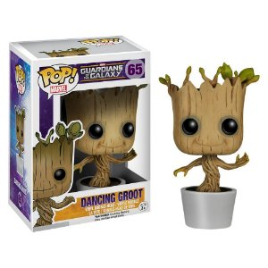 POP! Funko Marvel: Guardians of the Galaxy - Dancing Groot # 65