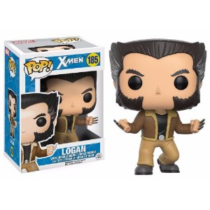 POP! Funko X-Men Logan # 185 - Marvel