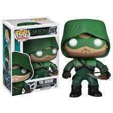 POP! Funko The Arrow - Arqueiro Verde - DC Comics #207