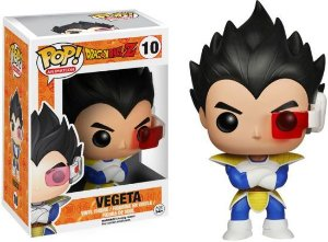 POP! Funko Animation: Dragonball Z - Vegeta # 10