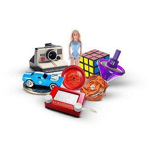 Mini Clássicos Retrô - Embalagem Surpresa - DTC