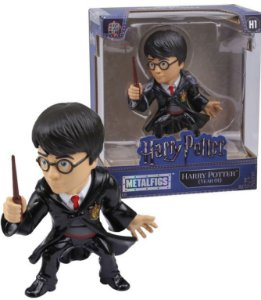 Boneco Metals DieCast Harry Potter Classic - Year 01