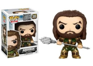 POP! Funko: DC - Aquaman / Justice League # 205