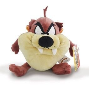 Pelúcia Looney Tunes - Taz Mania