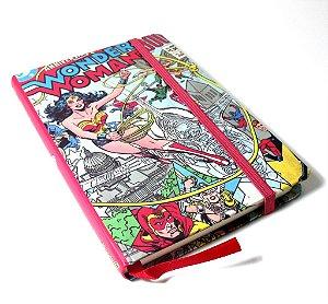 Caderneta DC Mulher Maravilha