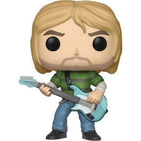 POP! Funko Rocks: Kurt Cobain / Nirvana # 65