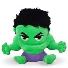 Pelúcia 21cm Avengers Hulk - Marvel