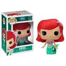 POP! Funko Disney: A Pequena Sereia - Ariel #27