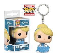 Chaveiro Pocket POP! Funko Cinderella - Disney