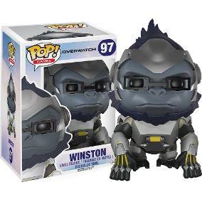 POP! Funko Super Sized Overwatch - Winston # 97