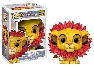 POP! Funko Disney: Simba - O Rei Leão # 302