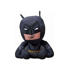 Pelúcia Super Hero Liga da Justiça - Batman - DC Comics